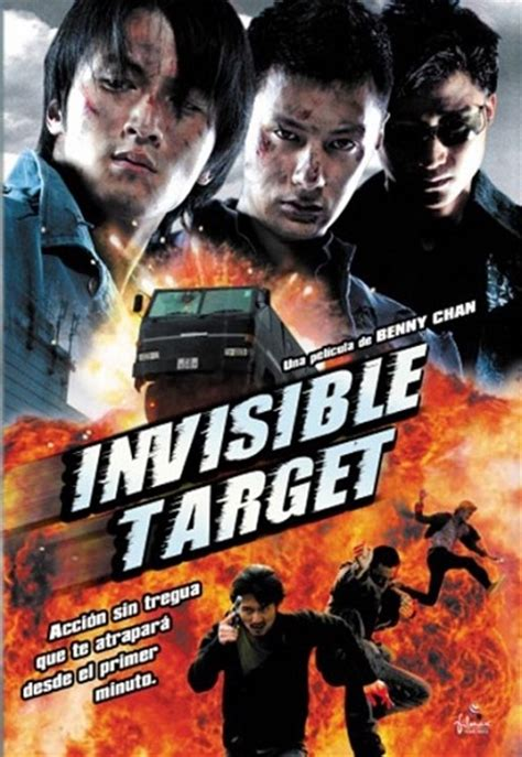 Invisible Target (2007) (In Hindi) Full Movie Watch Online