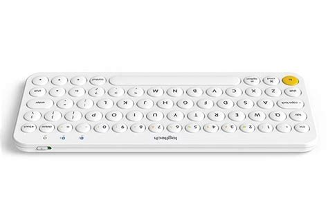 The Concept Bluetooth Keyboard Integrates Advantages of