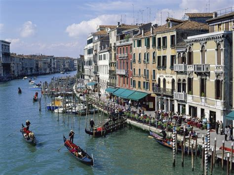 The Grand Canal of Venice Italy Wallpapers | HD Wallpapers