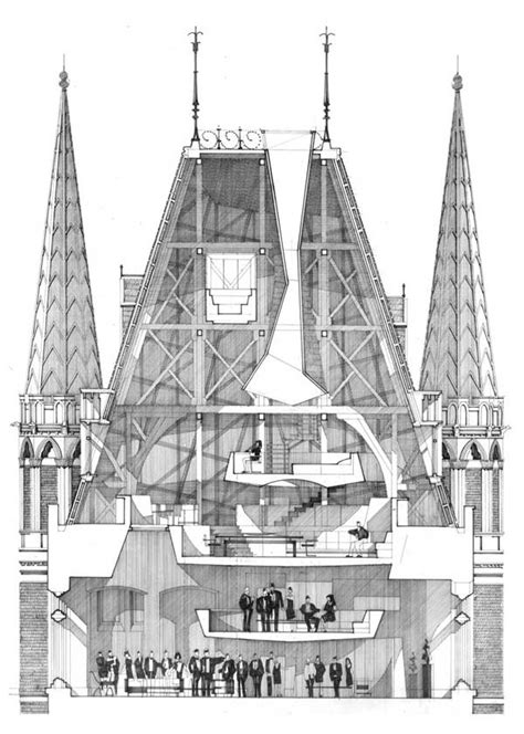 Working Drawings by Alan Dunlop, Architect - e-architect